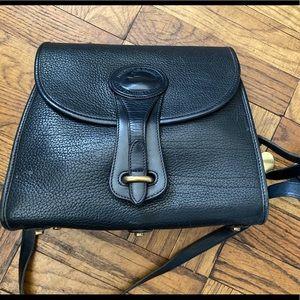 DOONEY & BOURKE VNTG Saddle Crossbody Bag USA GORG